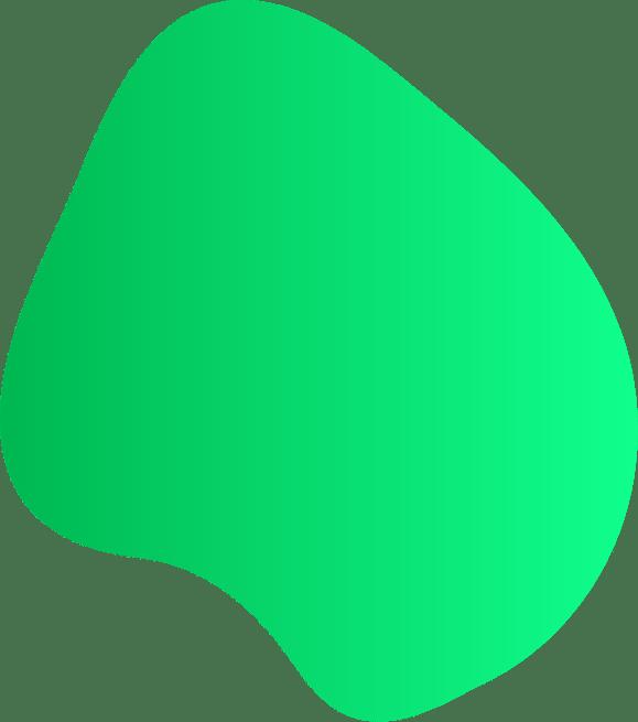 Tropfen Grün