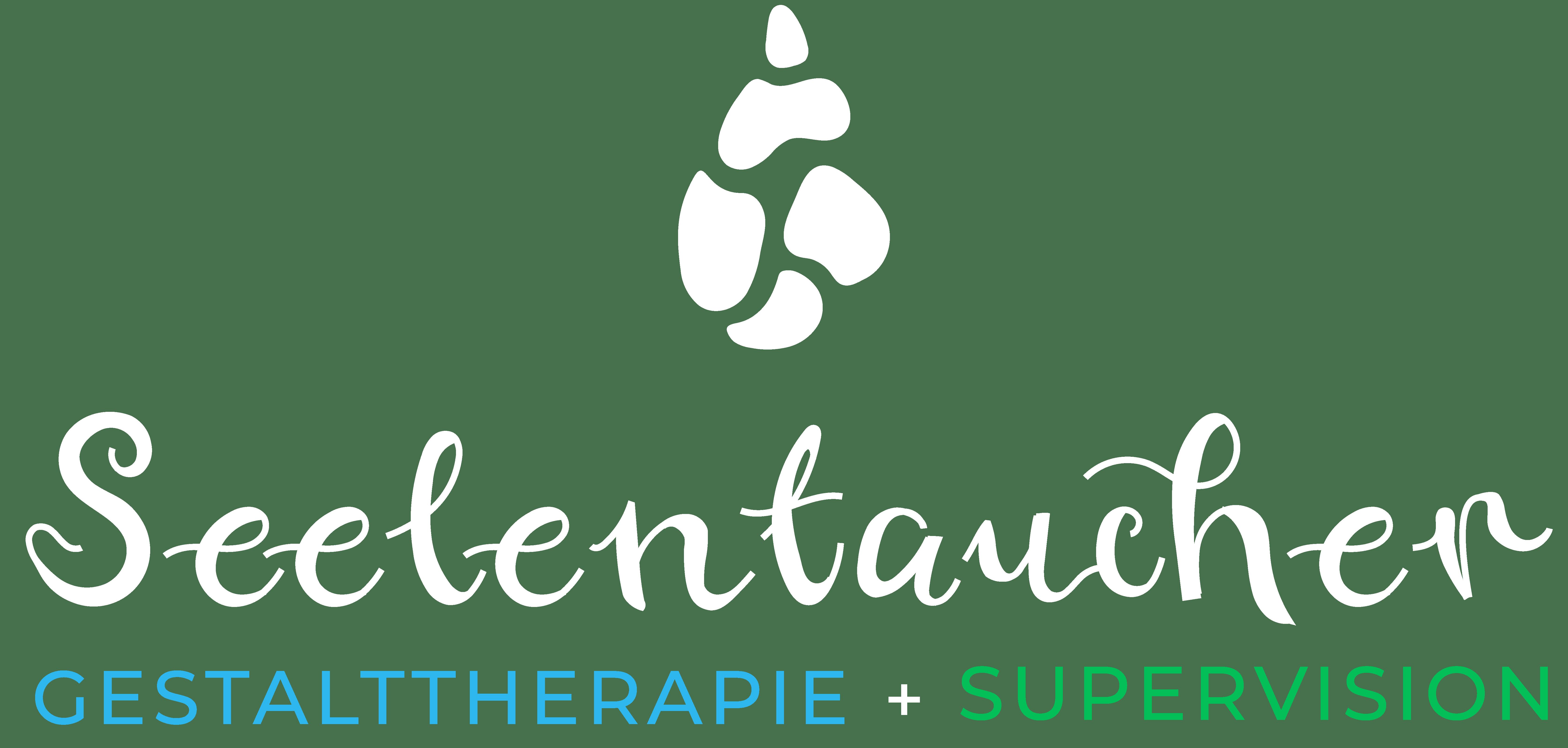 Seelentaucher Gestalttherapie & Supervision Logo Mobile